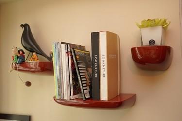 Cómodo y funcional: libro parece, pero un mueble es