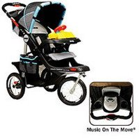 El Jeep para bebés