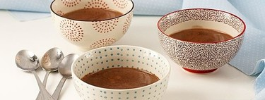 Crema catalana al chocolate: receta de postre fácil y rápido con Thermomix