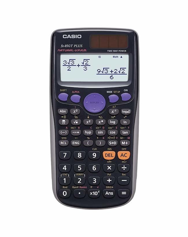 Casio FX-85GTPLUS
