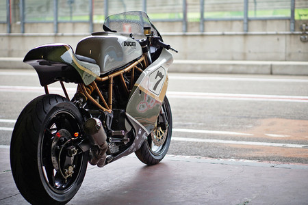 Ducati Distinto Cafe Racer 6