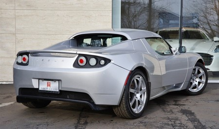 Tesla Roadster Million Dollars 2