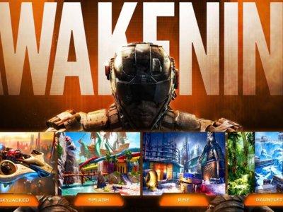 Awakening, el primer DLC de Call of Duty: Black Ops III, despertará en marzo en Xbox One y PC