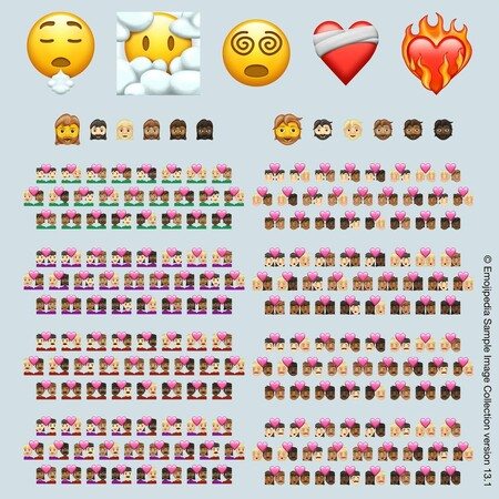 Emojipedia Sample Image Collection 13 1 217 New Emojis For 2021