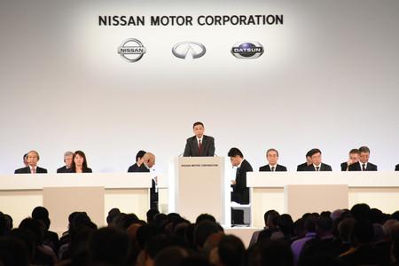 Se abre la veda para ocupar el puesto de CEO en Nissan, y de momento hay tres favoritos