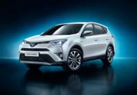 Toyota RAV4 hybrid, el primer RAV4 híbrido ya es una realidad
