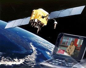 La TV móvil también por satélite