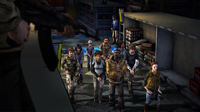 Foto de The Walking Dead S02E03 imágenes (1/3)