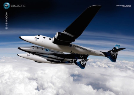 Se estrella una nave espacial de Virgin Galactic durante un vuelo de prueba