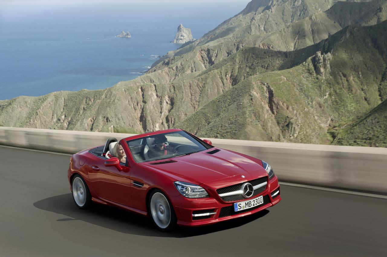 Foto de Mercedes-Benz SLK Roadster 2011 (1/36)
