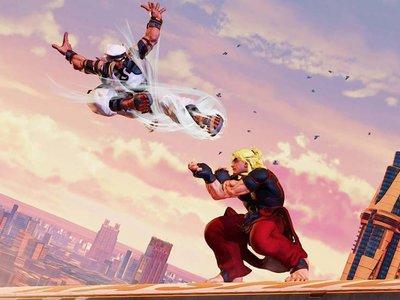El escenario de Dubái es baneado para los torneos de Street Fighter V