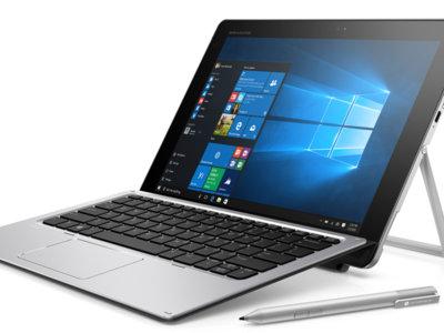 Elite x2 2012: HP tiene un Surface para empresas