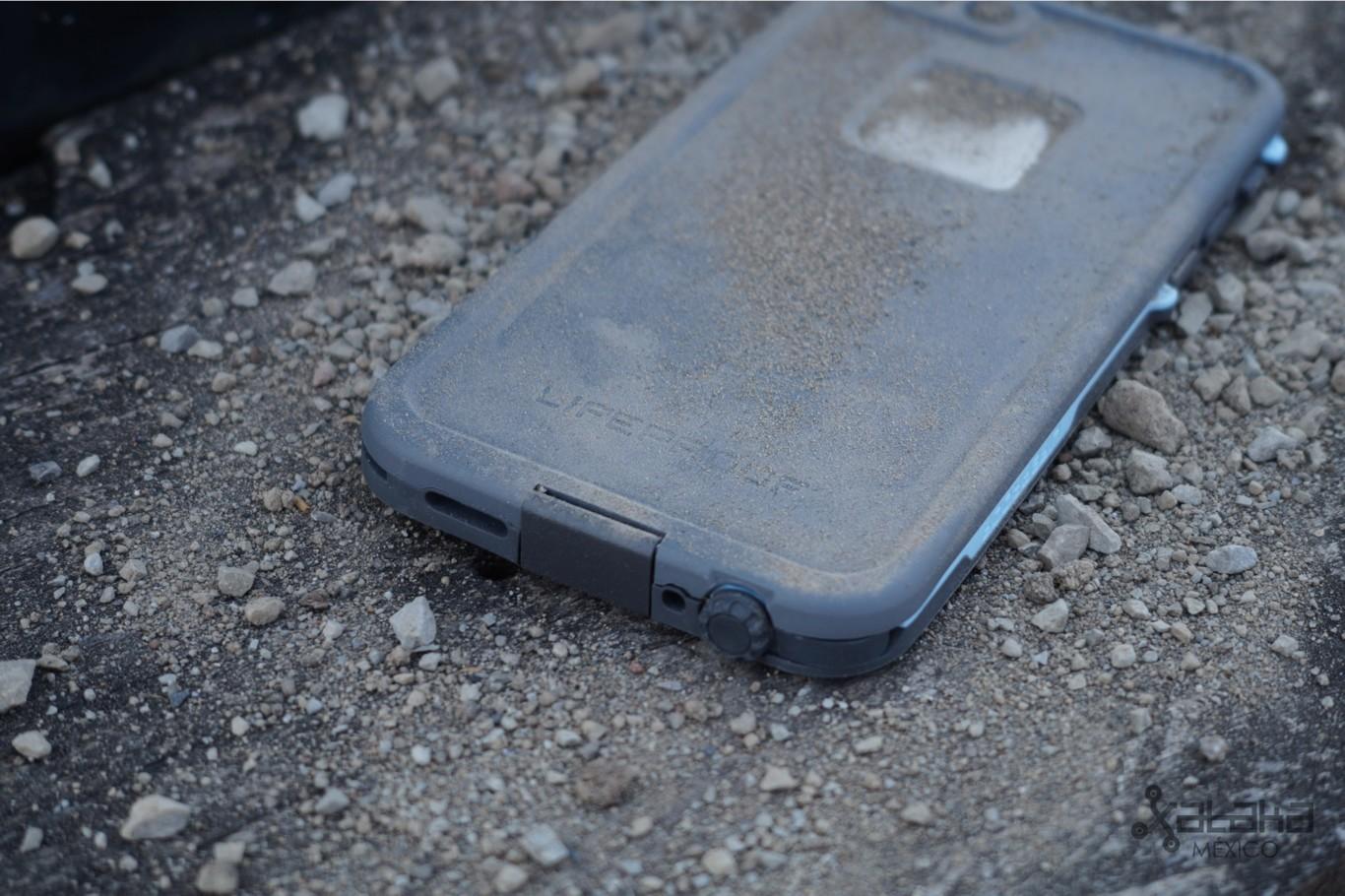 2d9a0eeee8e LifeProof FRE, probamos la funda contra agua y polvo para el iPhone 6s