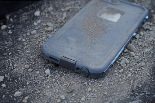 LifeProof FRE, probamos la funda contra agua y polvo para el iPhone 6s