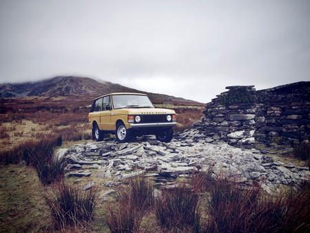 Land Rover añade a su gama el Range Rover Classic restaurado por 158.000 euros