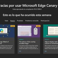 Cómo activar el nuevo diseño en la barra de desplazamiento en Edge al más puro estilo Windows 11