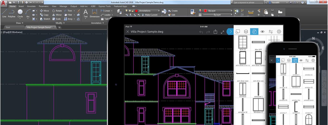 Microsoft integrará Autodesk AutoCAD con OneDrive y SharePoint para facilitar el trabajo en entornos profesionales