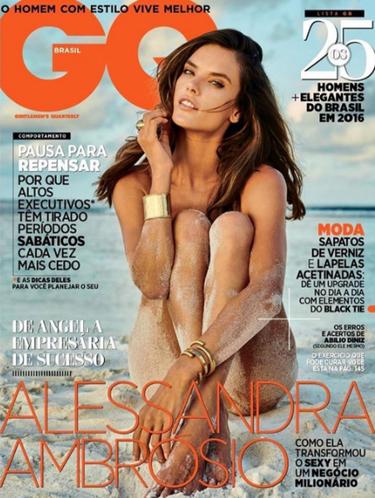 Alessandra Ambrosio sube la temperatura para GQ Brasil y Jennifer López enseña a lo Kim Kardashian