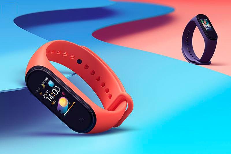Xiaomi Mi Smart Band 4: así es la nueva pulsera cuantificadora de Xiaomi (y sus novedades respecto a la Mi...