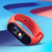 Xiaomi Mi Smart Band 4: así es la nueva pulsera cuantificadora de Xiaomi (y sus novedades respecto a la Mi Band 3)