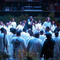 Kanye West se ha convertido en el profeta cristiano del siglo XXI. Y está arrastrando a miles con él