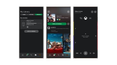Configurar la consola en remoto con Xbox App