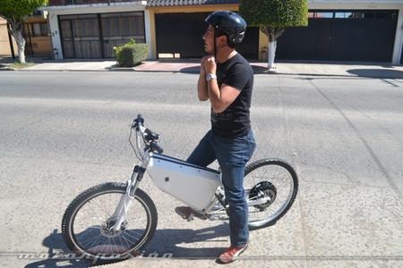 Hybridus, una bicicleta con aspiraciones de moto fabricada en México