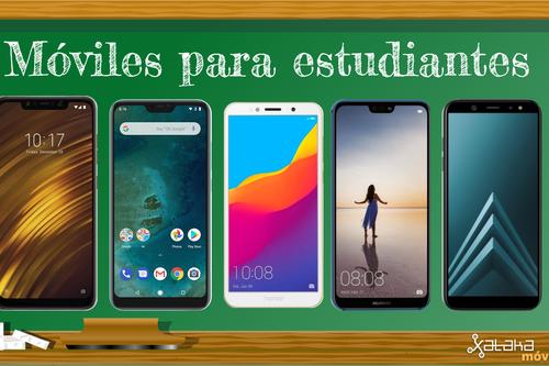 13 smartphones económicos y potentes para estudiantes