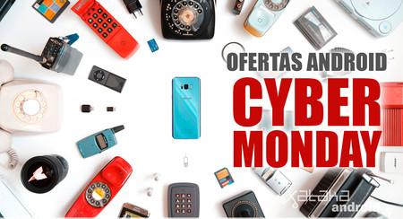 Cyber Monday 2017: las mejores ofertas en móviles, tablets y accesorios para Android