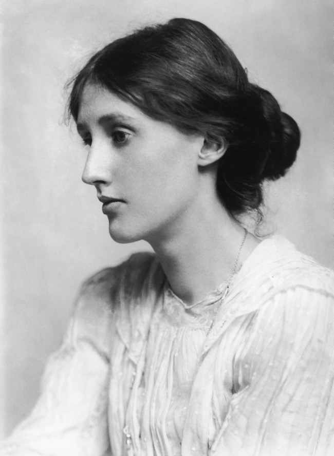 George Charles Beresford Virginia Woolf In 1902 Restoration