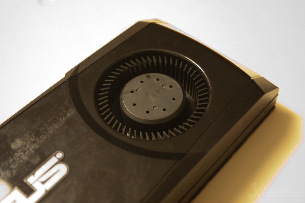 NVidia GTX 580, análisis