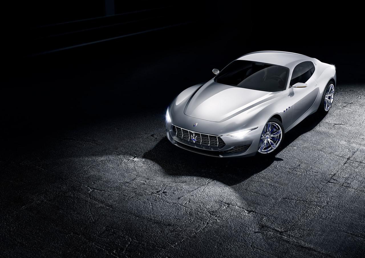 Foto de Maserati Alfieri (4/19)