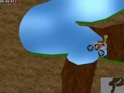 X-Moto: Adictivo juego de motocross
