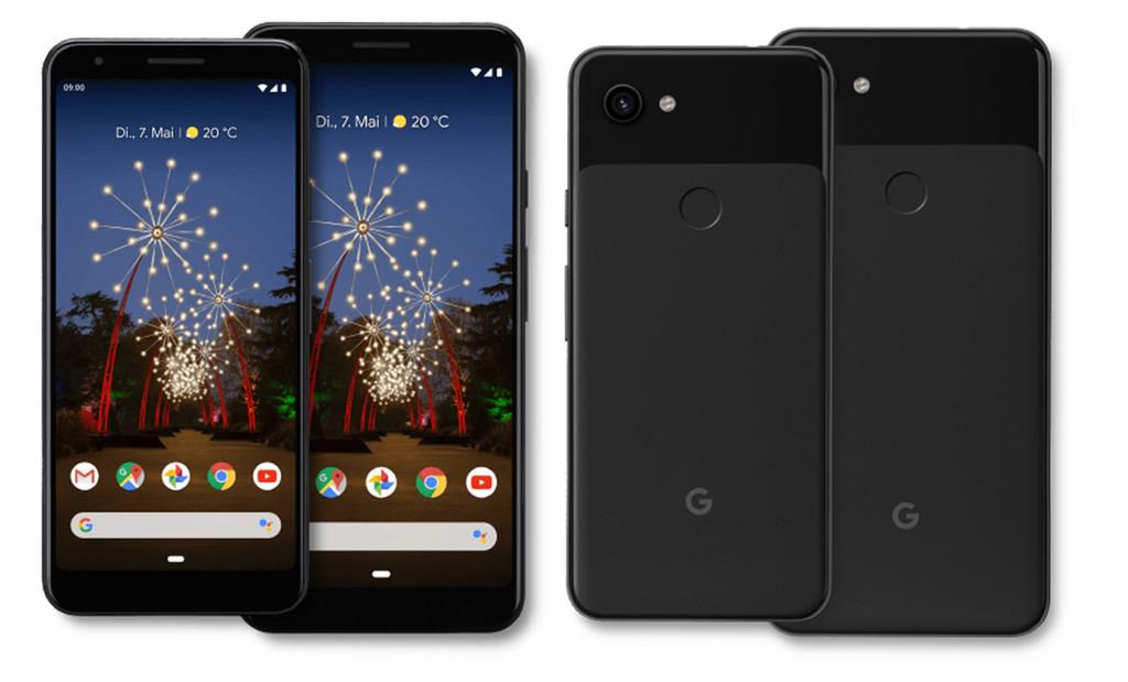Pixel 3a y 3a XL frente al PocoPhone F1, Xiaomi Mi9, Huawei® P30 Lite y los mejores smartphones(teléfonos inteligentes) de carencia de 500 euros