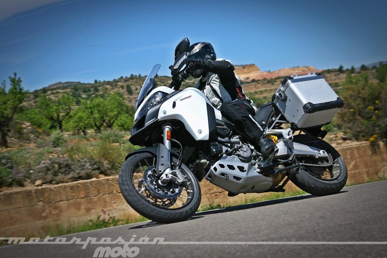 Foto de Ducati Multistrada 1200 Enduro - Acción (19/37)