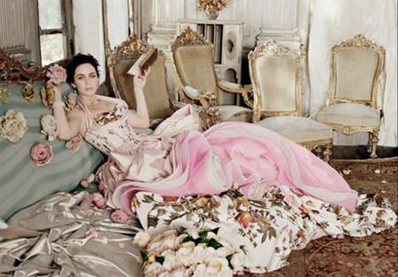 Emily Blunt para Vanity Fair