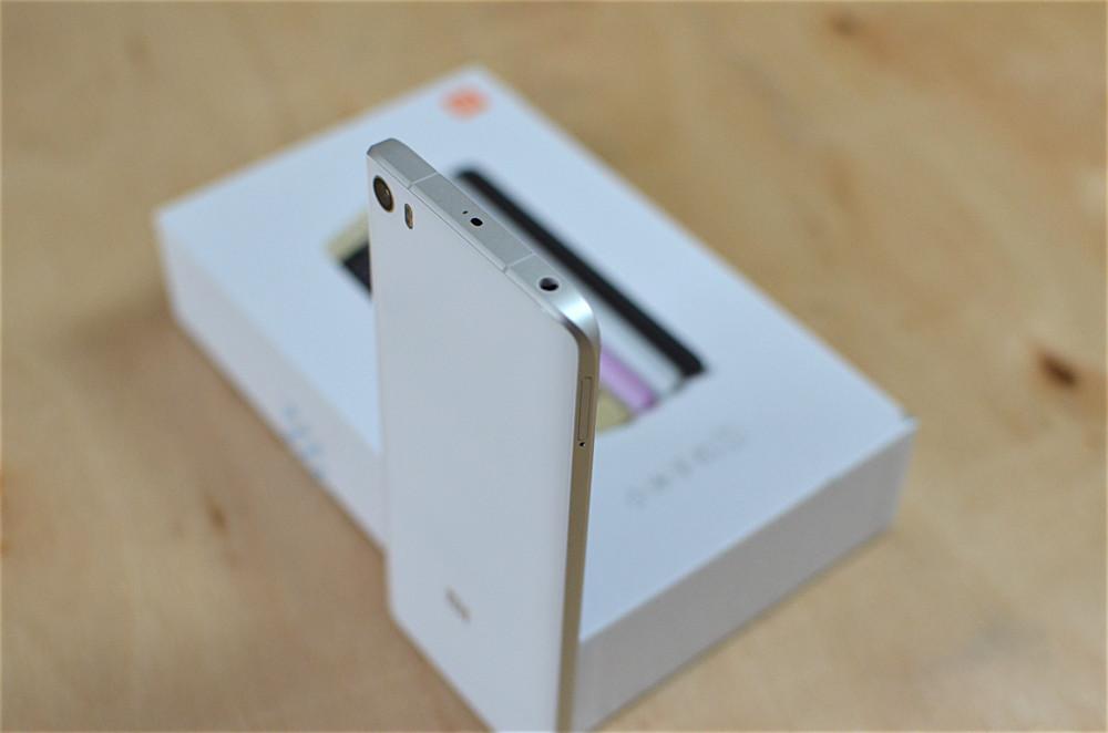 Xiaomi Mi5 Diseno Curva