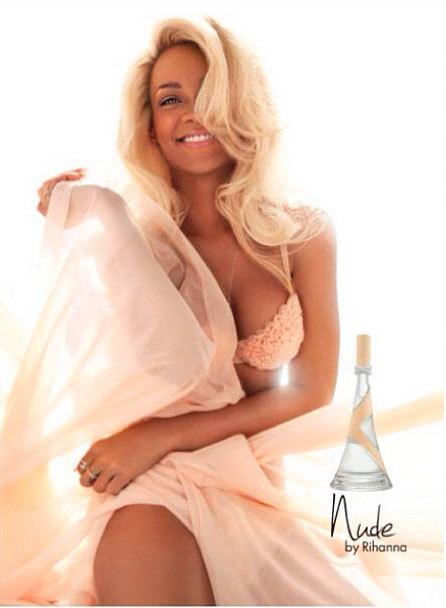 Nude, la nueva fragancia de Rihanna