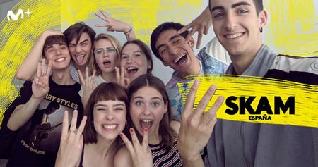 'SKAM España' renueva por dos temporadas más: Movistar confirma su regreso en 2020