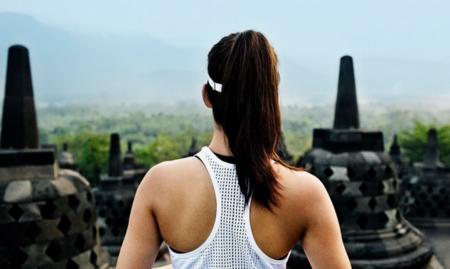 Correr con Nike te lleva a la Isla Java, Indonesia