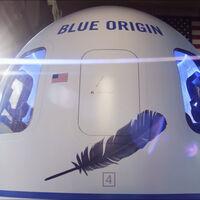 28 millones de dólares: eso es lo que ha costado finalmente el asiento para volar al espacio junto a Jeff Bezos