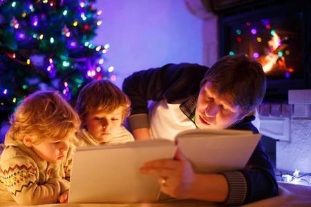 Blogs de papás y mamás: la primera Navidad, cuentos, catarros y viajes