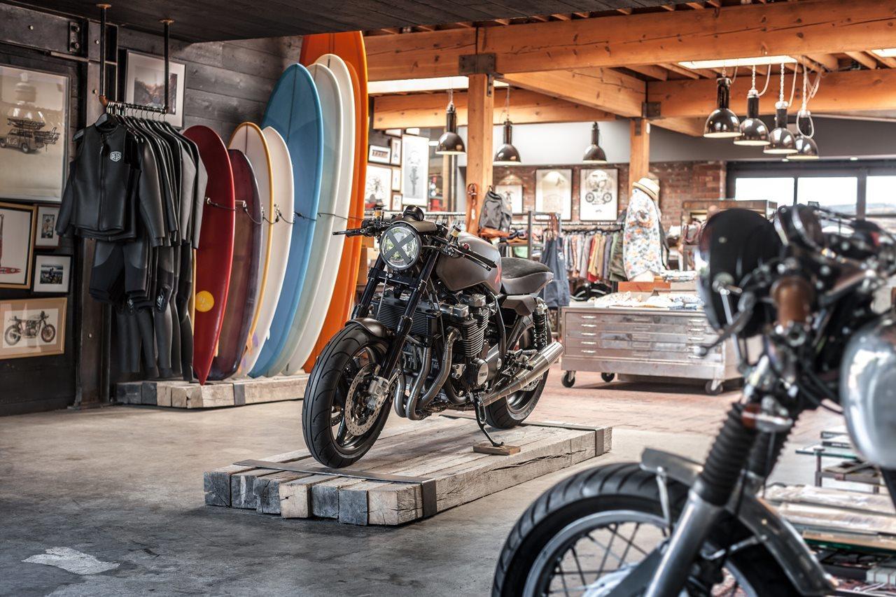 Foto de Yamaha XJR 1300 Projecto X por Deus Ex Machina Italia (7/27)