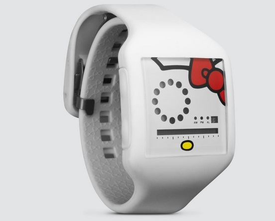 reloj nooka hello kitty