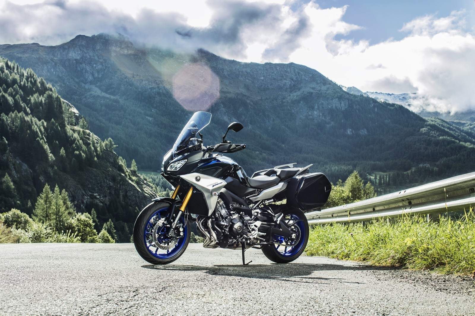 Foto de Yamaha Tracer 900GT (36/43)