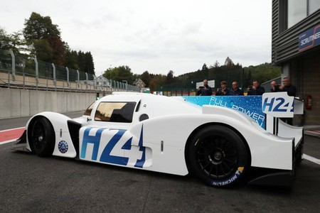 El ACO presenta su prototipo de hidrógeno en las ELMS en Spa-Francorchamps