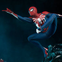 Así es la espectacular figura de 1.100 dólares basada en el juego de Spider-Man para PS4