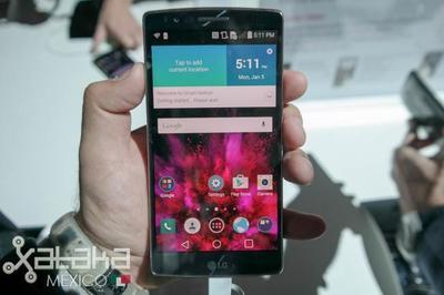 Descarga los fondos de pantalla del LG G Flex 2