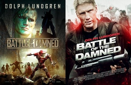 'Battle of the Damned', tráiler y carteles del disparate zombi con Dolph Lundgren