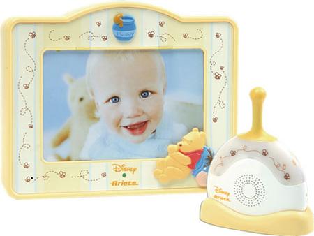 Portafotos de Disney con transmisor para escuchar al bebé